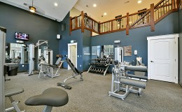 Fitness Center Downstairs 2 – Copy