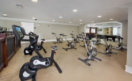 Fitness Spin Room 01