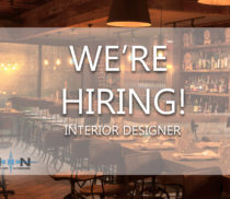 Studio Fusion Is Hiring! Interior Designer